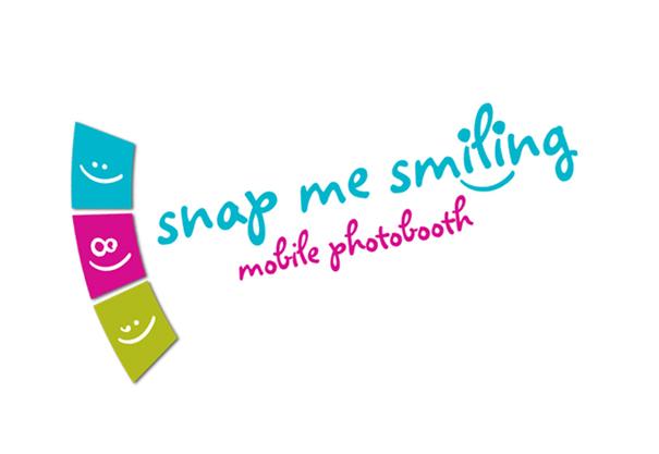 Snap Me Smiling, Logo Branding Concept Design, Foxford, Co. Mayo, Ireland.